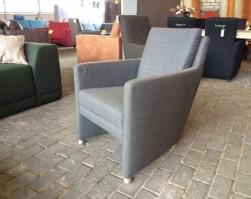 DESIGN fauteuil VIGO (Gepade). Normaal € 875,00 nu slechts € 375,00!