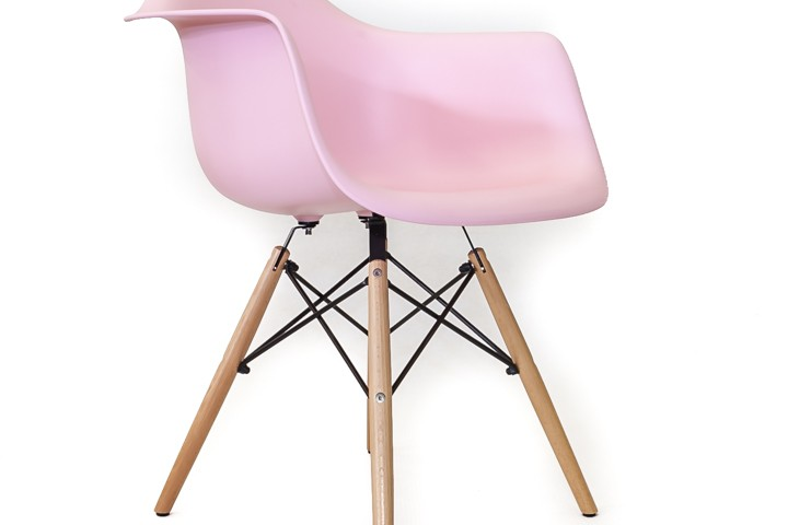 Designstoel DAW Style, s;echts € 59,00 p.st.!
